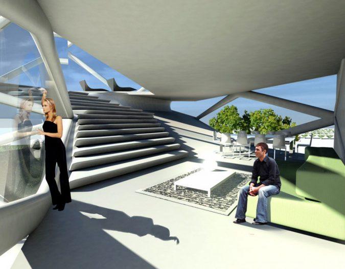 Vertical-Park-675x527 17 Latest Futuristic Architecture Designs in 2020