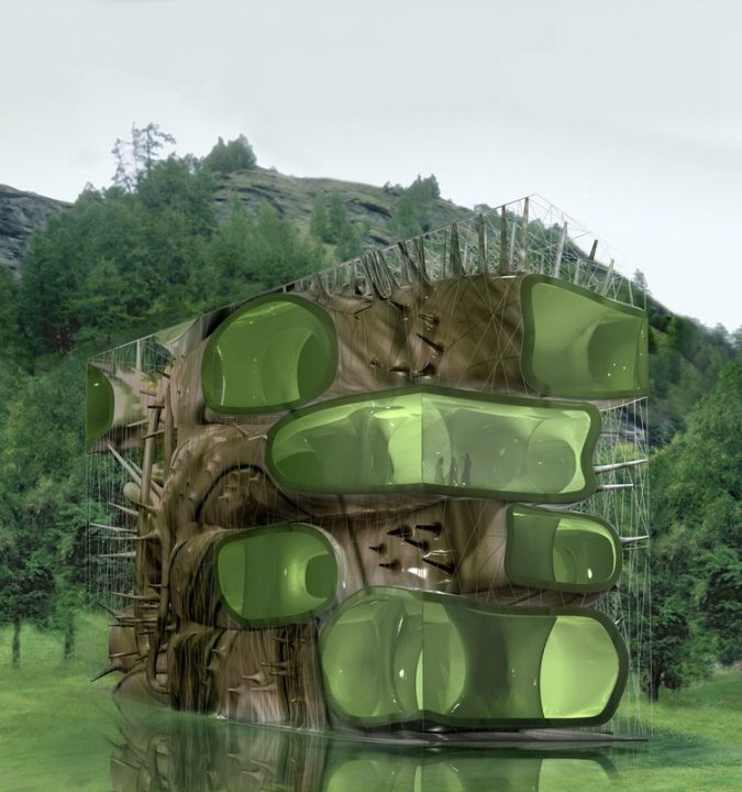 Water-Flux-Art-Museum-675x720 17 Latest Futuristic Architecture Designs in 2020