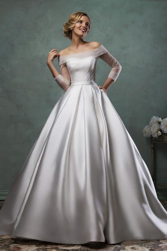colored-wedding-dresses-2017-103 75+ Most Breathtaking Colored Wedding Dresses in 2020
