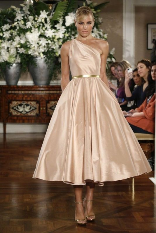colored-wedding-dresses-2017-108 75+ Most Breathtaking Colored Wedding Dresses in 2020