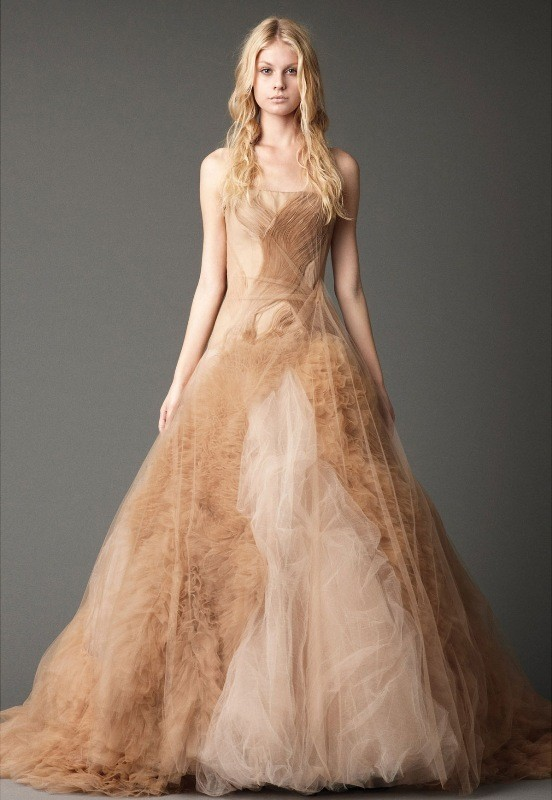 colored-wedding-dresses-2017-124 75+ Most Breathtaking Colored Wedding Dresses in 2020