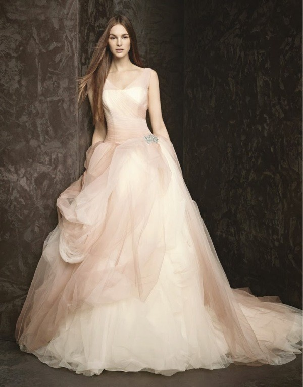 colored-wedding-dresses-2017-156 75+ Most Breathtaking Colored Wedding Dresses in 2020