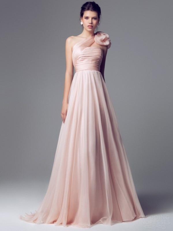colored-wedding-dresses-2017-170 75+ Most Breathtaking Colored Wedding Dresses in 2020
