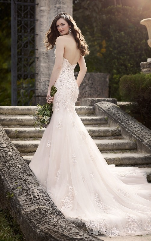 colored-wedding-dresses-2017-46 75+ Most Breathtaking Colored Wedding Dresses in 2020