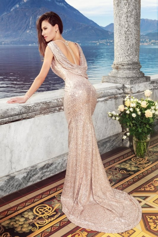colored-wedding-dresses-2017-77 75+ Most Breathtaking Colored Wedding Dresses in 2020