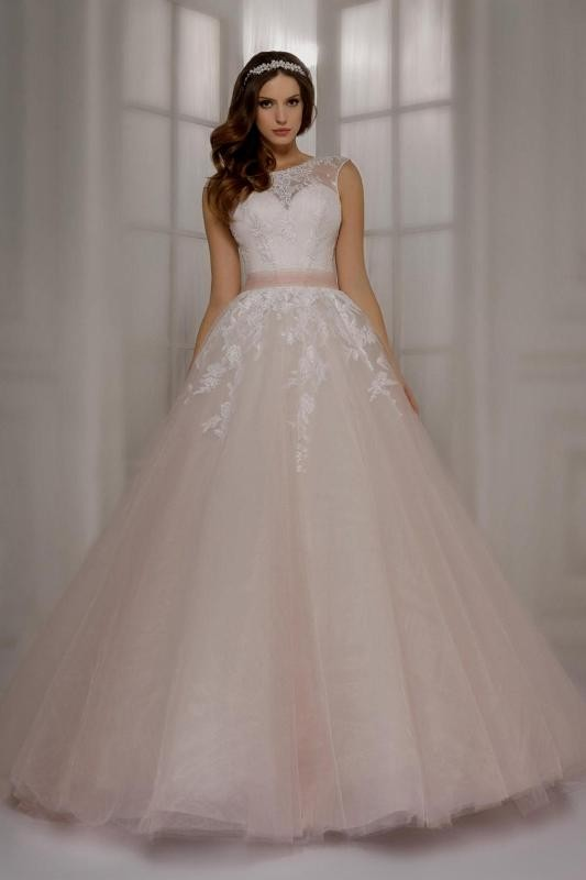 colored-wedding-dresses-2017-81 75+ Most Breathtaking Colored Wedding Dresses in 2020