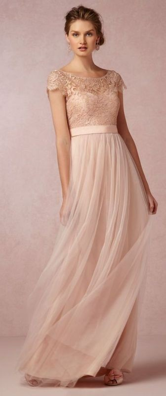 colored-wedding-dresses-2017-9 75+ Most Breathtaking Colored Wedding Dresses in 2020