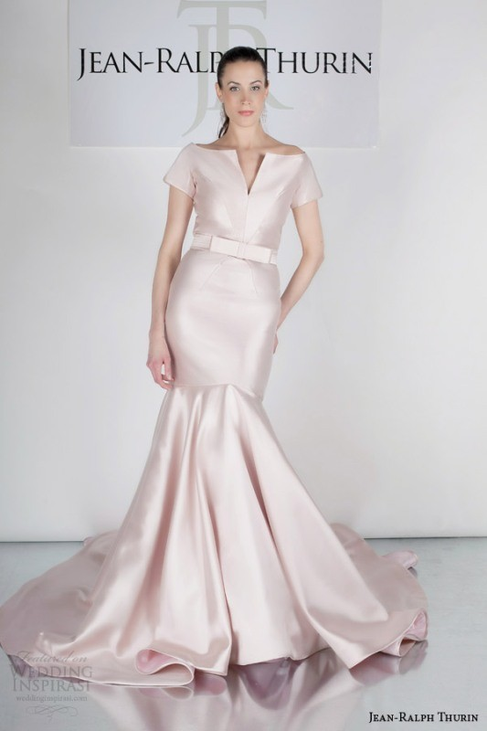colored-wedding-dresses-2017-92 75+ Most Breathtaking Colored Wedding Dresses in 2018