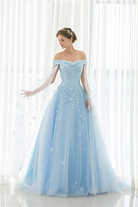 colored-wedding-dresses-2017-93 75+ Most Breathtaking Colored Wedding Dresses in 2020