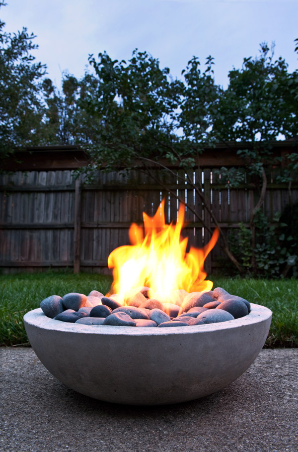 firepit11 Delightful and Affordable Fire pit Decoration Designs in 2017