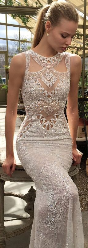 flattering-wedding-dresses-2017-1 89+ Most Flattering Wedding Dresses Brides-to-be Need to See