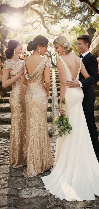 flattering-wedding-dresses-2017-10 89+ Most Flattering Wedding Dresses Brides-to-be Need to See