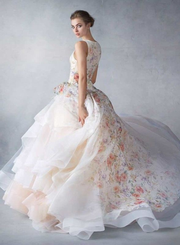 flattering-wedding-dresses-2017-101 89+ Most Flattering Wedding Dresses Brides-to-be Need to See