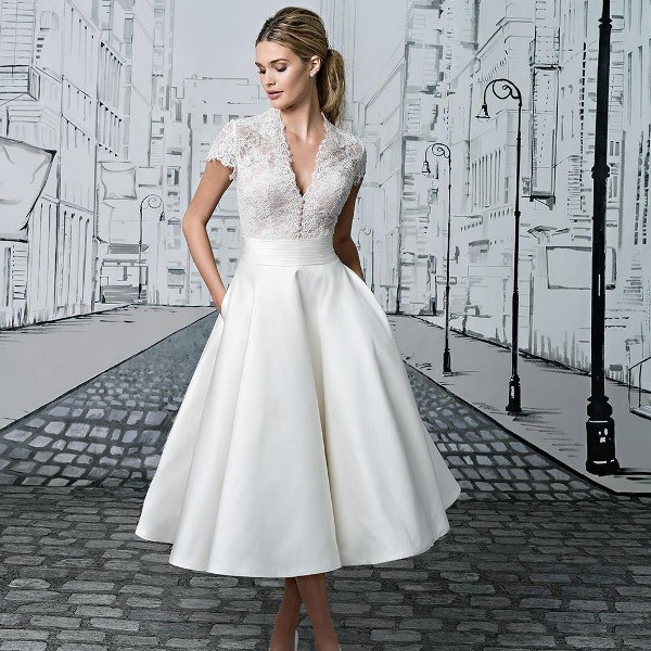 flattering-wedding-dresses-2017-104 89+ Most Flattering Wedding Dresses Brides-to-be Need to See