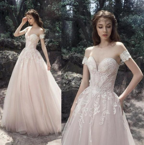 flattering-wedding-dresses-2017-106 89+ Most Flattering Wedding Dresses Brides-to-be Need to See