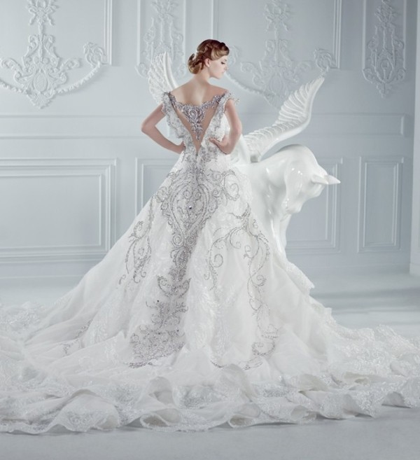 flattering-wedding-dresses-2017-107 89+ Most Flattering Wedding Dresses Brides-to-be Need to See