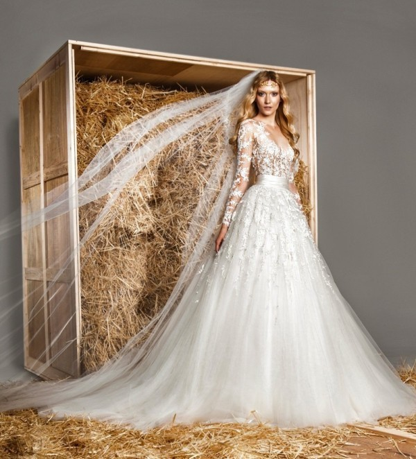 flattering-wedding-dresses-2017-108 89+ Most Flattering Wedding Dresses Brides-to-be Need to See