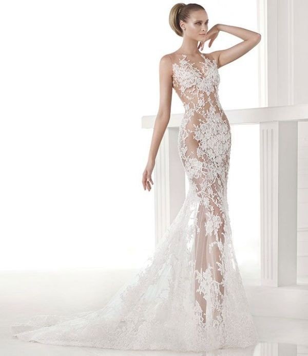 flattering-wedding-dresses-2017-109 89+ Most Flattering Wedding Dresses Brides-to-be Need to See