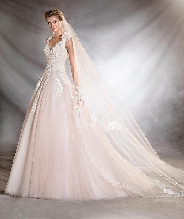 flattering-wedding-dresses-2017-110 89+ Most Flattering Wedding Dresses Brides-to-be Need to See