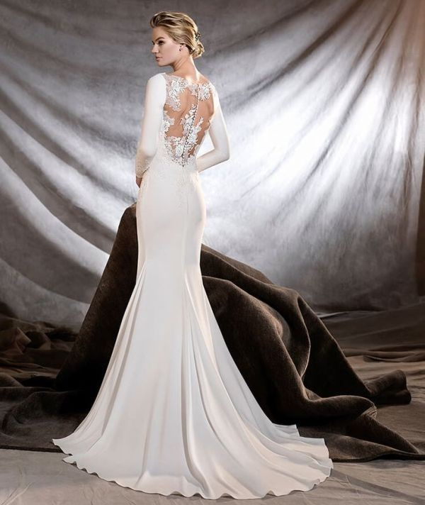 flattering-wedding-dresses-2017-111 89+ Most Flattering Wedding Dresses Brides-to-be Need to See