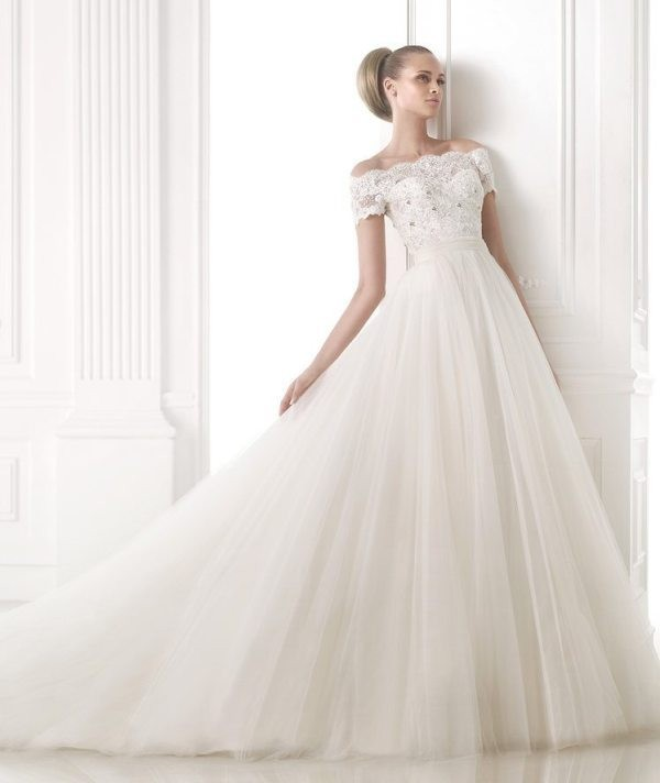 flattering-wedding-dresses-2017-112 89+ Most Flattering Wedding Dresses Brides-to-be Need to See