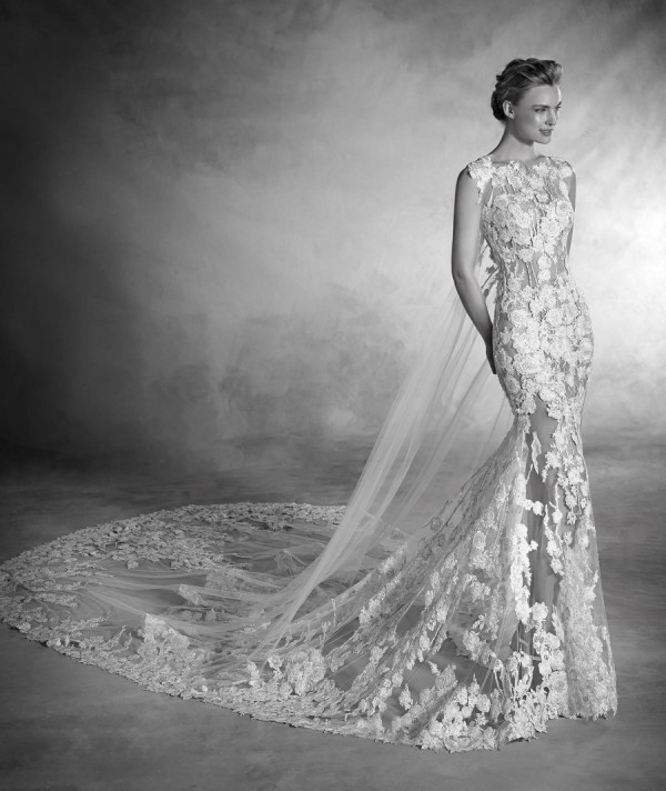 flattering-wedding-dresses-2017-113 89+ Most Flattering Wedding Dresses Brides-to-be Need to See
