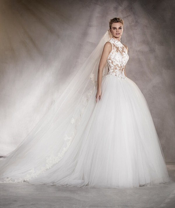 flattering-wedding-dresses-2017-115 89+ Most Flattering Wedding Dresses Brides-to-be Need to See