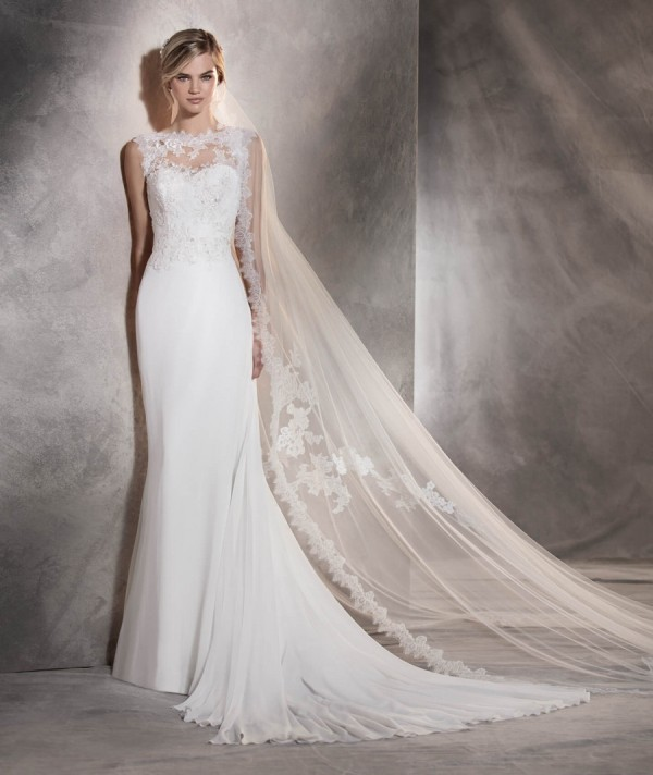 flattering-wedding-dresses-2017-118 89+ Most Flattering Wedding Dresses Brides-to-be Need to See
