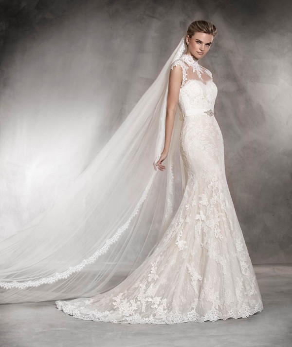 flattering-wedding-dresses-2017-119 89+ Most Flattering Wedding Dresses Brides-to-be Need to See