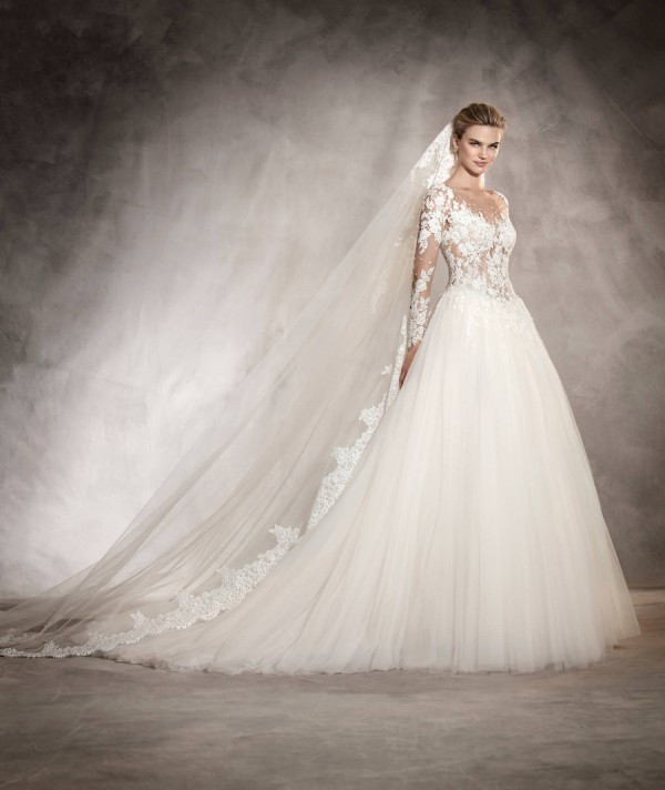 flattering-wedding-dresses-2017-120 89+ Most Flattering Wedding Dresses Brides-to-be Need to See