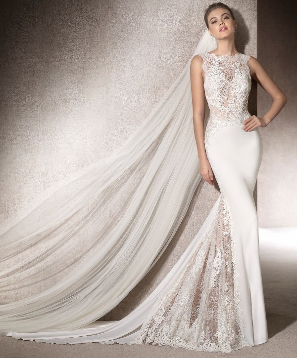 flattering-wedding-dresses-2017-122 89+ Most Flattering Wedding Dresses Brides-to-be Need to See