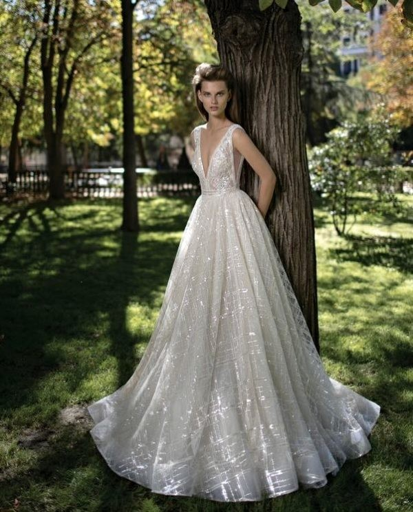 flattering-wedding-dresses-2017-123 89+ Most Flattering Wedding Dresses Brides-to-be Need to See