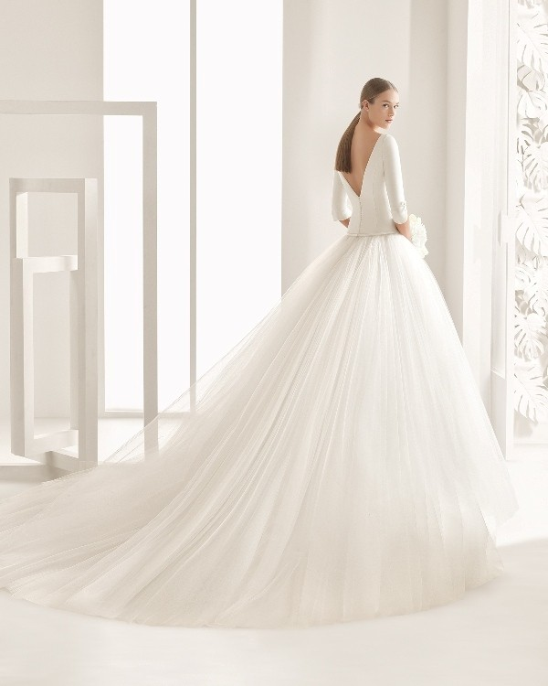flattering-wedding-dresses-2017-129 89+ Most Flattering Wedding Dresses Brides-to-be Need to See