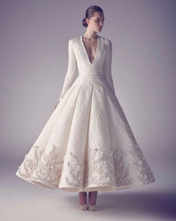 flattering-wedding-dresses-2017-131 89+ Most Flattering Wedding Dresses Brides-to-be Need to See