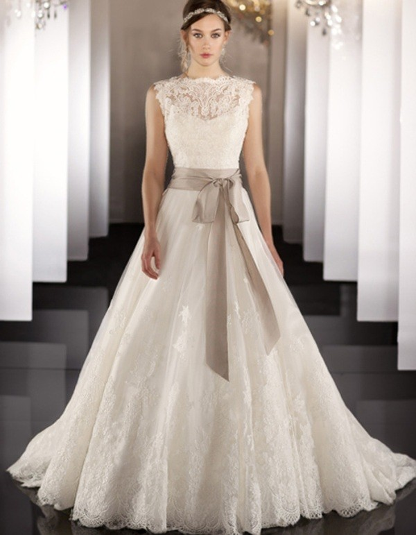 flattering-wedding-dresses-2017-133 89+ Most Flattering Wedding Dresses Brides-to-be Need to See