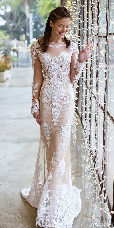 flattering-wedding-dresses-2017-14 89+ Most Flattering Wedding Dresses Brides-to-be Need to See