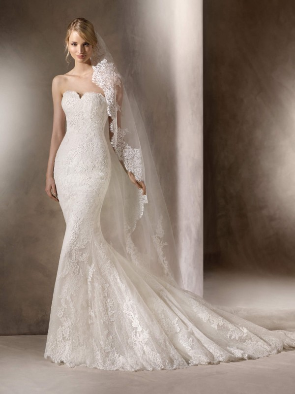 flattering-wedding-dresses-2017-142 89+ Most Flattering Wedding Dresses Brides-to-be Need to See