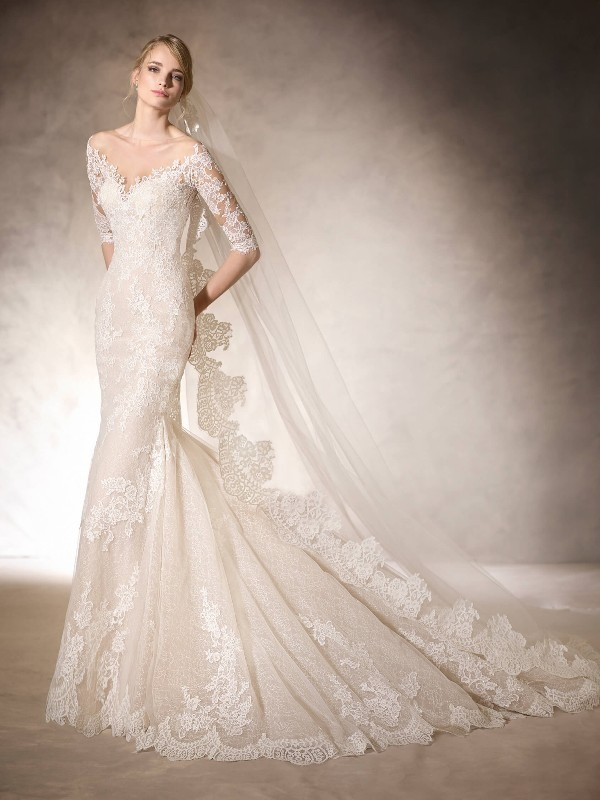 flattering-wedding-dresses-2017-143 89+ Most Flattering Wedding Dresses Brides-to-be Need to See