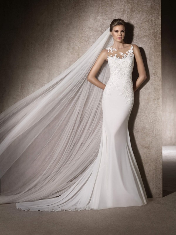 flattering-wedding-dresses-2017-144 89+ Most Flattering Wedding Dresses Brides-to-be Need to See