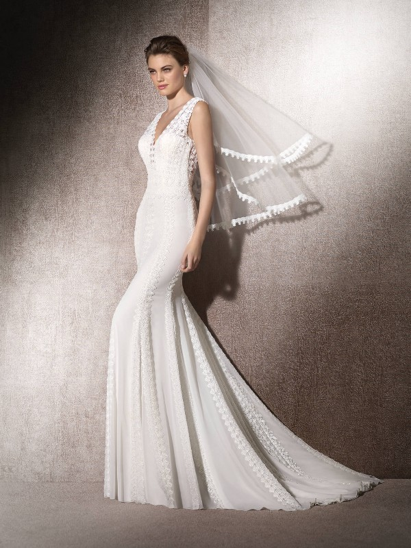 flattering-wedding-dresses-2017-146 89+ Most Flattering Wedding Dresses Brides-to-be Need to See