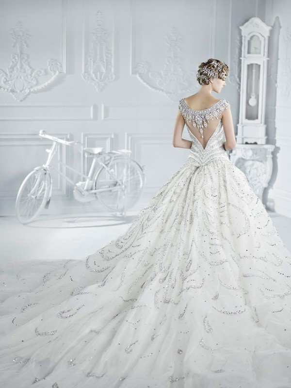 flattering-wedding-dresses-2017-148 89+ Most Flattering Wedding Dresses Brides-to-be Need to See