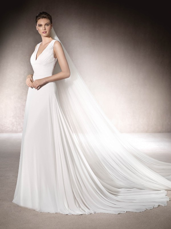 flattering-wedding-dresses-2017-149 89+ Most Flattering Wedding Dresses Brides-to-be Need to See