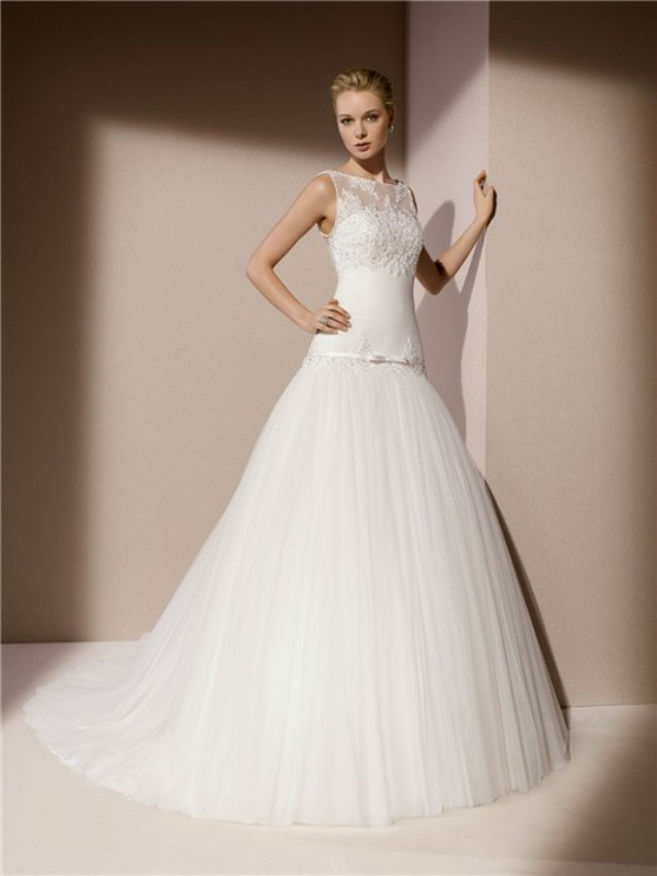 flattering-wedding-dresses-2017-151 89+ Most Flattering Wedding Dresses Brides-to-be Need to See
