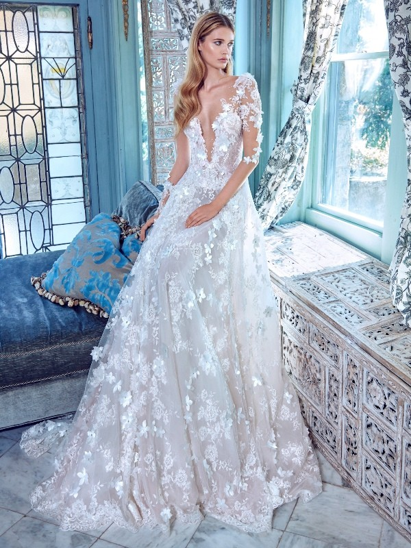flattering-wedding-dresses-2017-154 89+ Most Flattering Wedding Dresses Brides-to-be Need to See