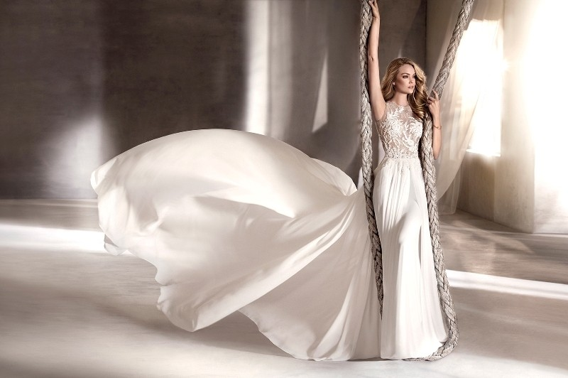 flattering-wedding-dresses-2017-159 89+ Most Flattering Wedding Dresses Brides-to-be Need to See