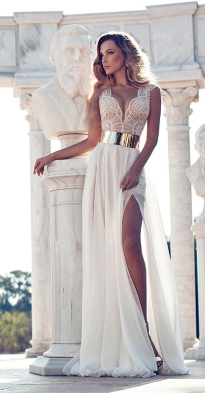 flattering-wedding-dresses-2017-23 89+ Most Flattering Wedding Dresses Brides-to-be Need to See
