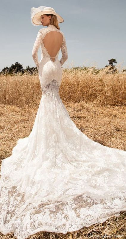 flattering-wedding-dresses-2017-25 89+ Most Flattering Wedding Dresses Brides-to-be Need to See