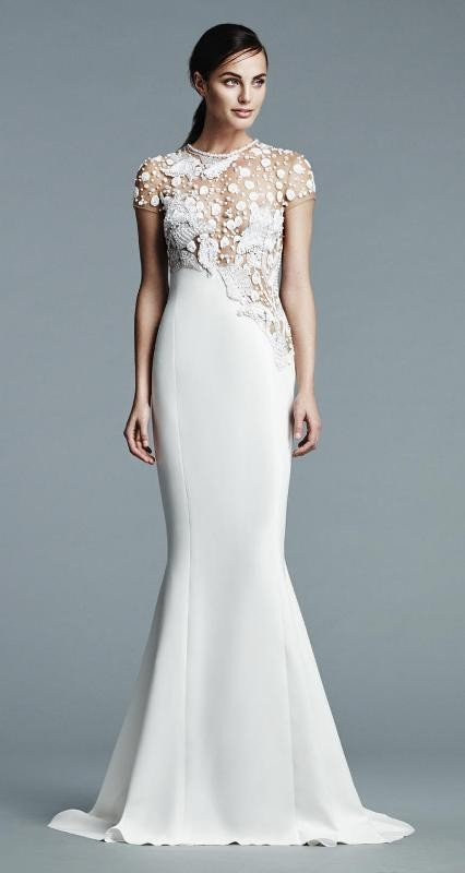 flattering-wedding-dresses-2017-26 89+ Most Flattering Wedding Dresses Brides-to-be Need to See