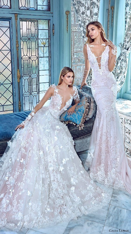 flattering-wedding-dresses-2017-29 89+ Most Flattering Wedding Dresses Brides-to-be Need to See