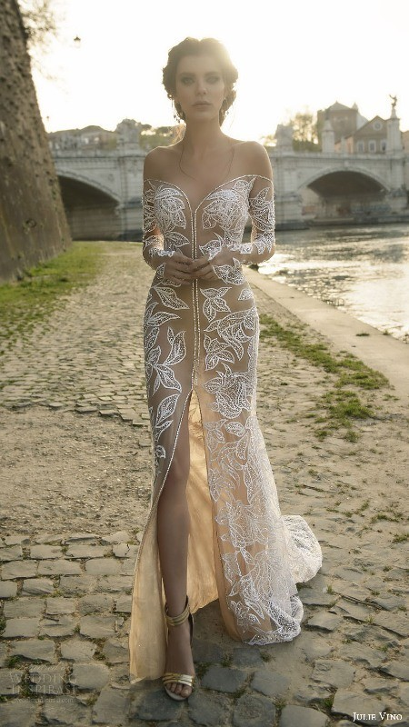 flattering-wedding-dresses-2017-31 89+ Most Flattering Wedding Dresses Brides-to-be Need to See